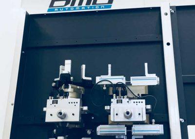 BMO Automation Servogreifer als 3-Finger-Zentrischgreifer und 2-Finger-Parallelgreifer